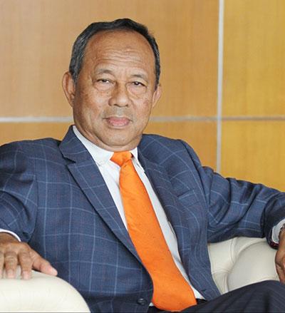 YBhg. Tan Sri Dr. Sulaiman bin Mahbob