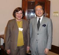 Dato' Dr. Mahani & Hon. Alan Leong