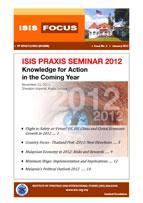 ISIS focus No.1/2012