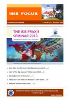 ISIS focus No.12/2012