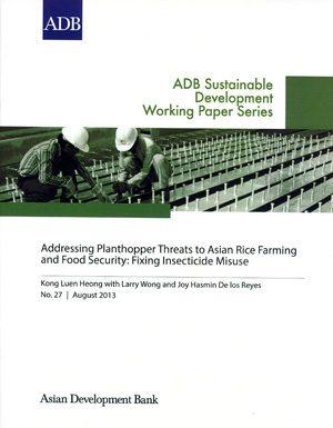 ADB Sustainable Development Working Paper Series No. 27