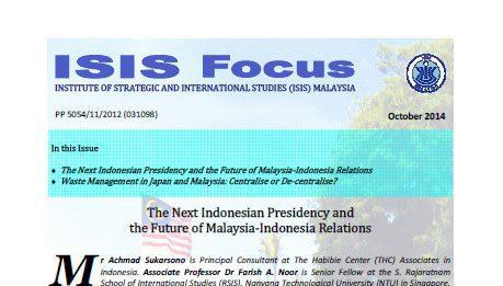 ISIS focus No.10/2014