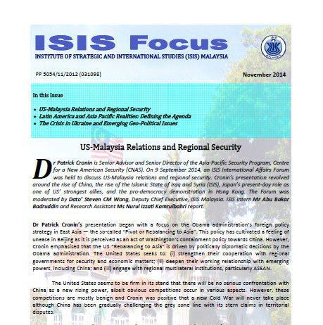 ISIS focus No.11/2014