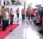 Indonesian President in Troubled Waters