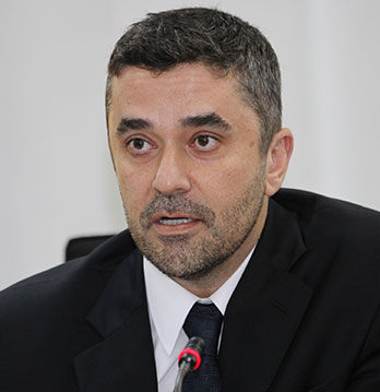 His Excellency Omar Saif Ghobash