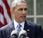 US 'No Drama' Policy Fits Obama's Personality