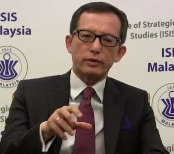 29th Asia Pacific Roundtable: Snaptalks - Associate Professor Simon Tay