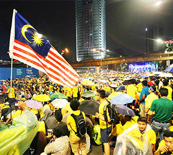 Some reflections on 'future of Malaysian democracy'