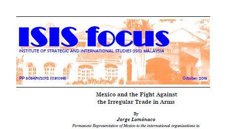 ISIS focus No.10/2015