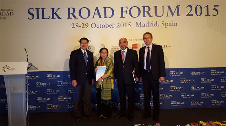 ISIS Malaysia Joins The Silk Road Think Tank Network (SILKS) As A Founding Member