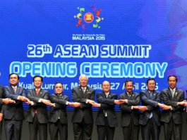 ASEAN Post 2015: Together We Build the Future