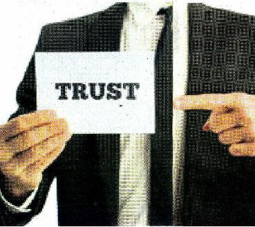 Trust Deficits Hinder Economic Progress