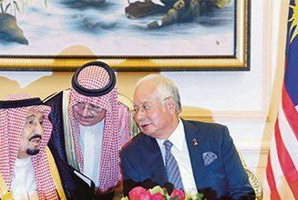 Military Cooperation with Saudi Arabia Enhanced
