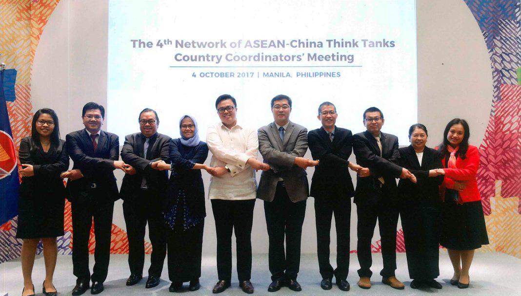 The 4th Network of ASEAN-China Think Tanks (NACT) Country Coordinators' Meeting and Seminar