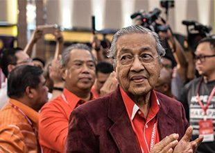 Choosing a nonagenarian former PM to head Malaysia's opposition is a regressive move