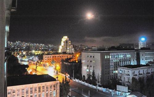 Skies darken over Syria