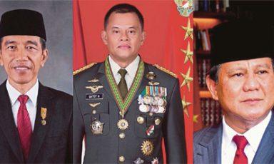 Tough fight for Jokowi