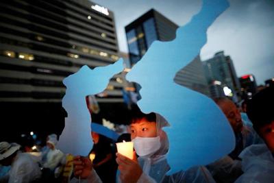 Peace for Korean peninsula?