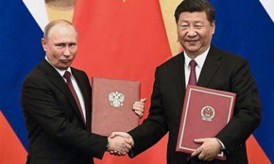 Non-Western Eurasia rises