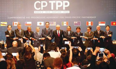Pressure mounting to ratify CPTPP