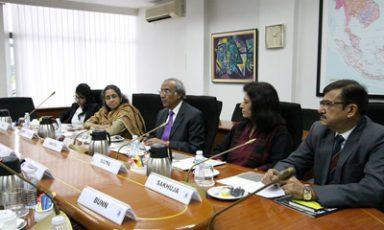 Visit by Kalinga International Foundation