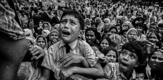 Myanmar's eternal shame