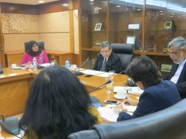 Dialogue With Minister of Foreign Affairs & Malaysian CSO-SDG Alliance